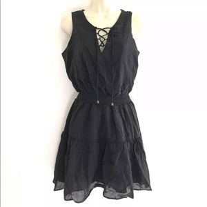 Universal Thread Short Black Dress